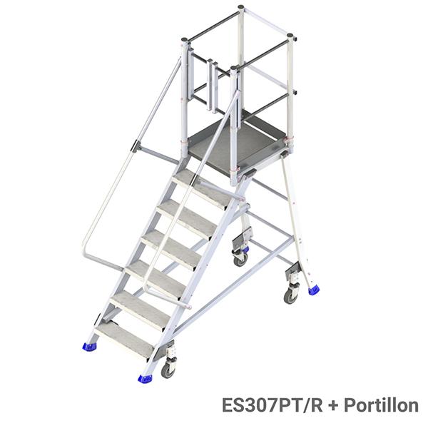 ES307PT R portillon