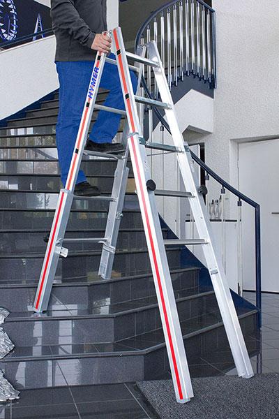 echelle escalier 4123 situation