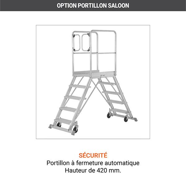 options plateforme roulante 6889 SMC