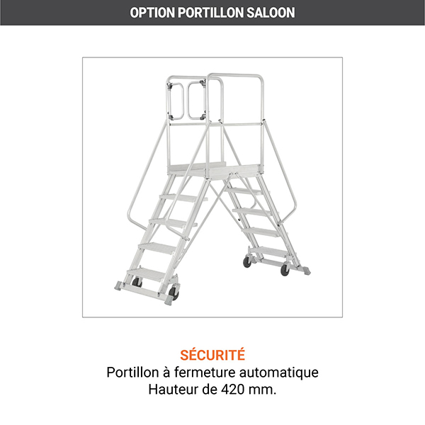 options plateforme roulante 6889