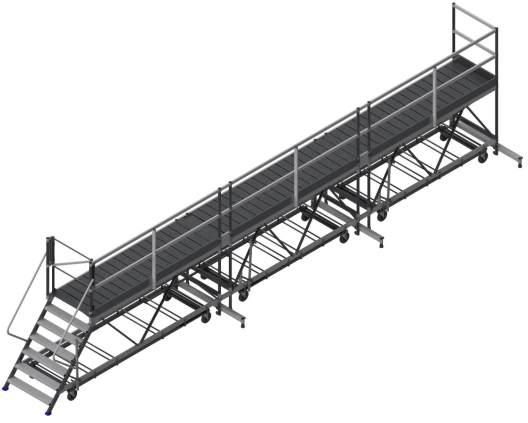 plateforme camion 9m
