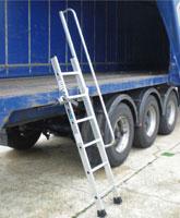 plateforme de camion