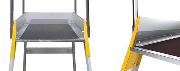 buehne plattformleiter 9500