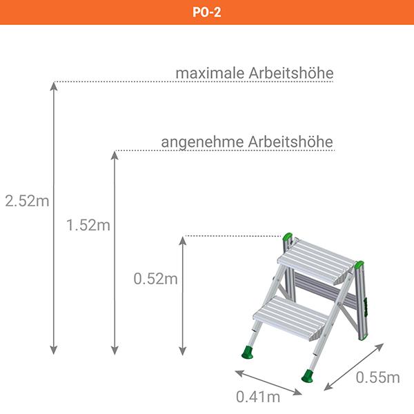 schema stehleiter PO2