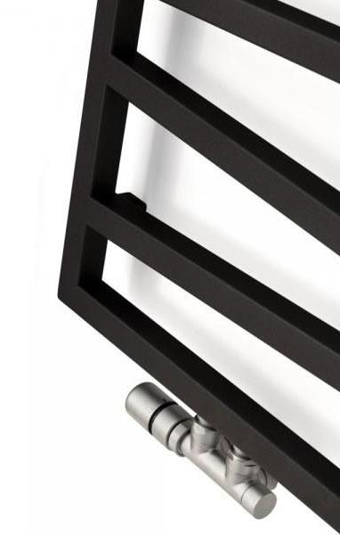 bas radiateur zigzag