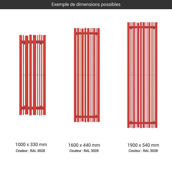 gamme radiateur acier sherwood