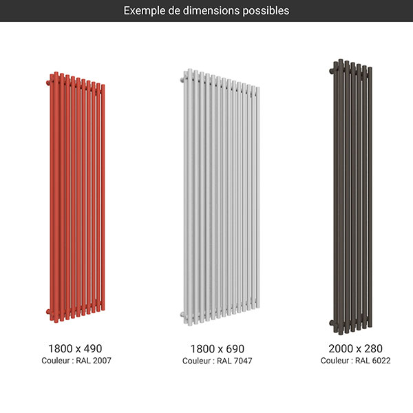 gamme radiateur tune vw couleur