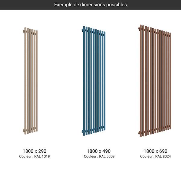 gamme radiateur tune vws couleur 2