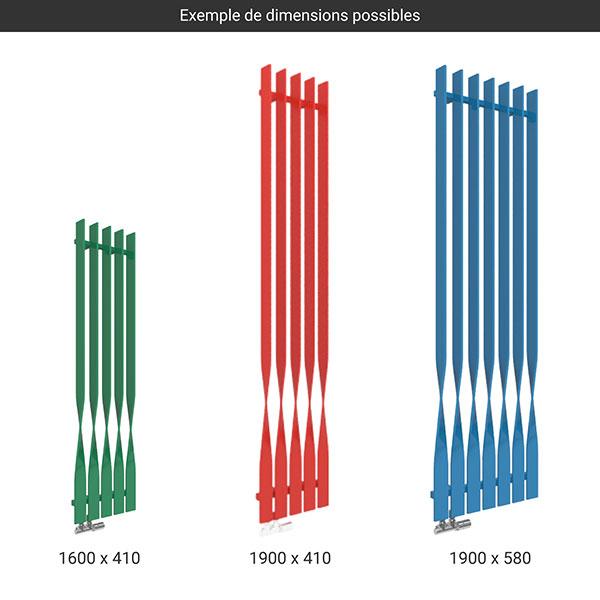 gamme seche serviettes cyklon vertical couleuryl