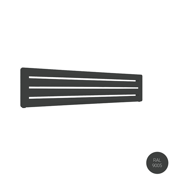 radiateur acier horizontal aeroyln