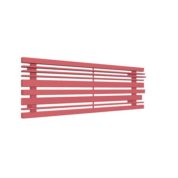 radiateur acier horizontal ral3017 sherwoodo1