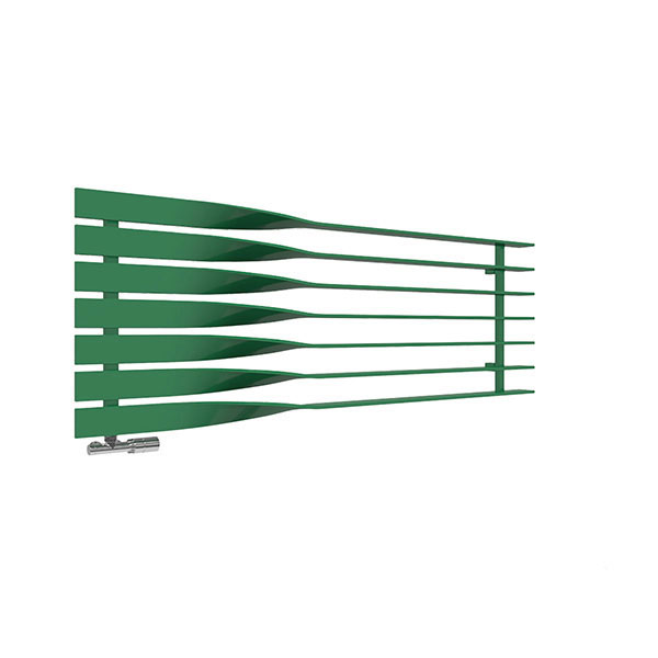 radiateur acier horizontal ral6029 cyklono1