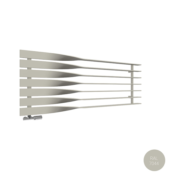 radiateur acier horizontal ral7044 cyklono1