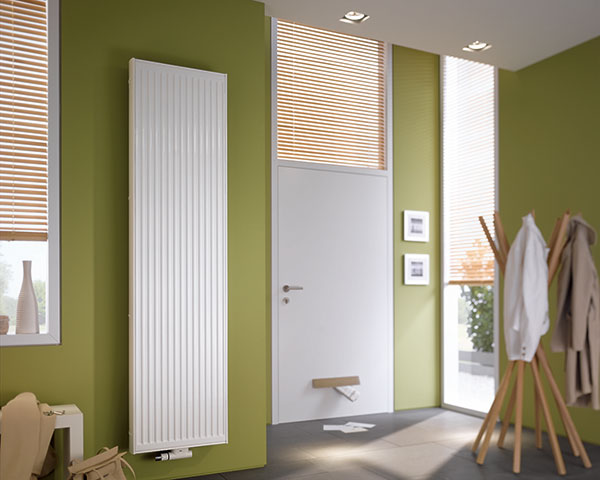radiateur acier standard vertical fsn situation