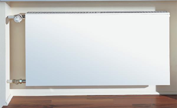 radiateur acier vertical verteo plan1