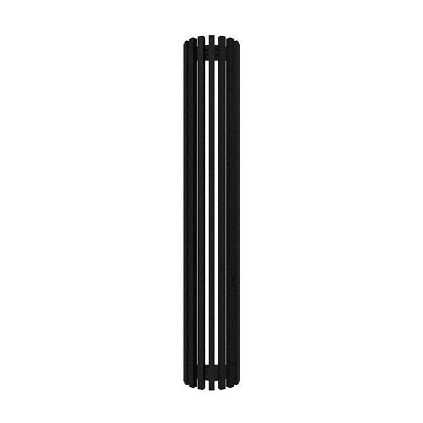 radiateur angle trigaanc noir
