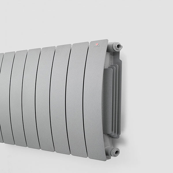 radiateur design horizontal camber detail