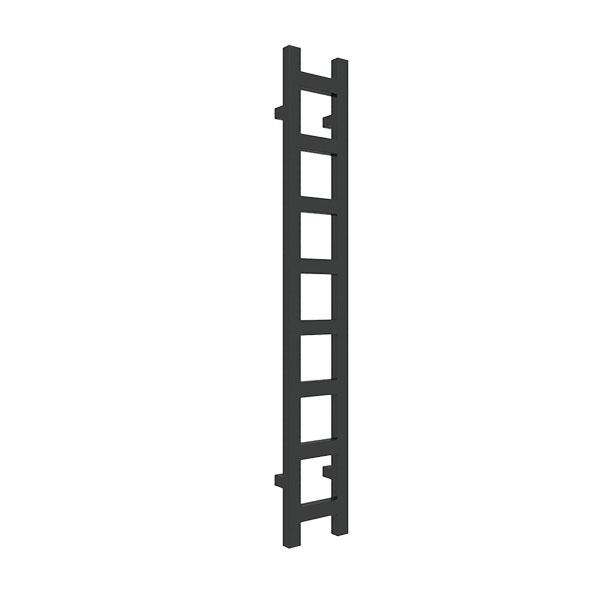radiateur design noir easy