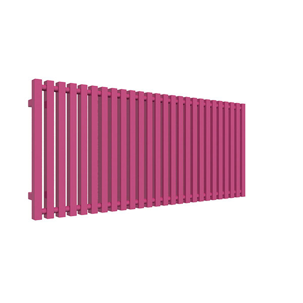 radiateur horizontal ral 4010 trigayl