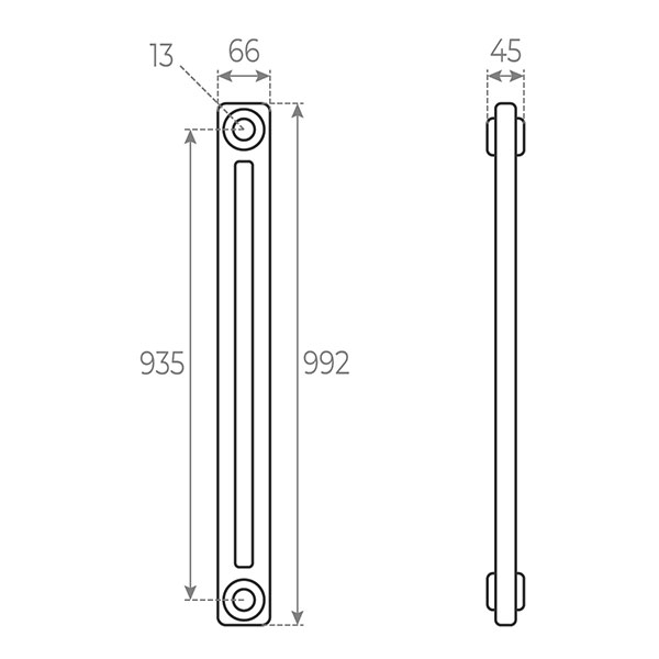schema radiateur acier tubulaire 992 2