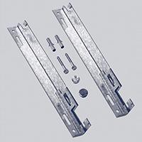 console radiateur acier