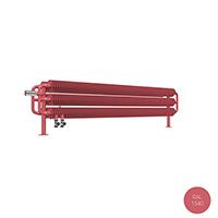 radiateur acier horizontal ral1540 ribbonhsdvl