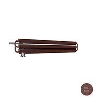 radiateur acier horizontal ral8015 ribbonhwsvl