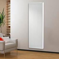 radiateur acier vertical decors