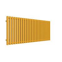 radiateur horizontal ral 1032 trigayp