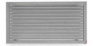 Radiateur design horizontal