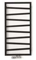 radiateur zigzag noir