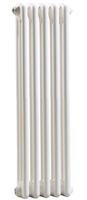schema du radiateur tubulaire - 4 colonnes