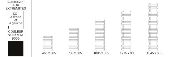 schema radiateur angle outcornersxn