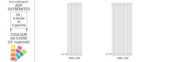schema du radiateur design