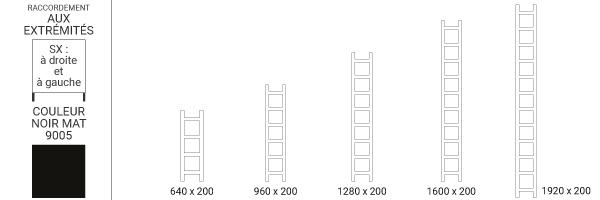 schema radiateur petite largeur easysxn
