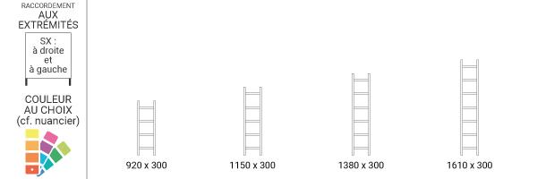 schema radiateur petite largeur standsx