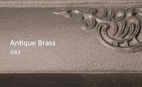 Coloris Antique Brass