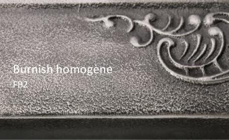Coloris Burnish Homogène