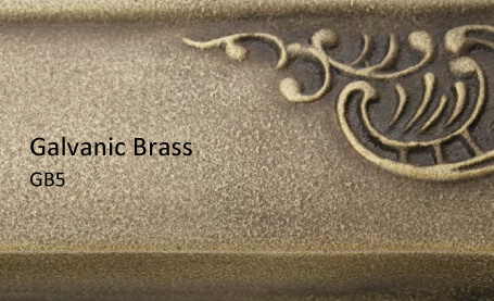 Coloris Galvanic Brass