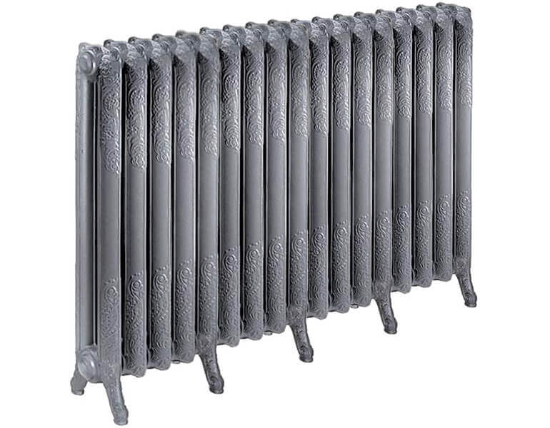 radiateur fonte fleuri hauteur 950mm. Black Bedroom Furniture Sets. Home Design Ideas