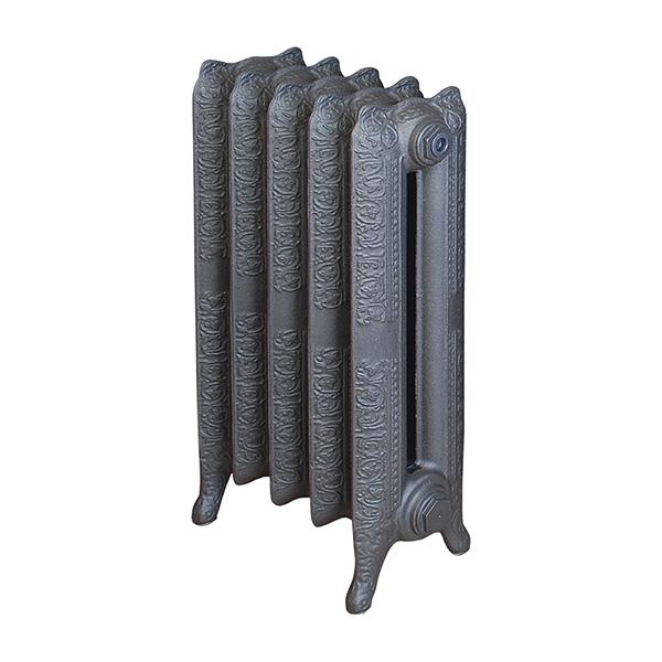 radiateur fonte fleuri 950x203x5