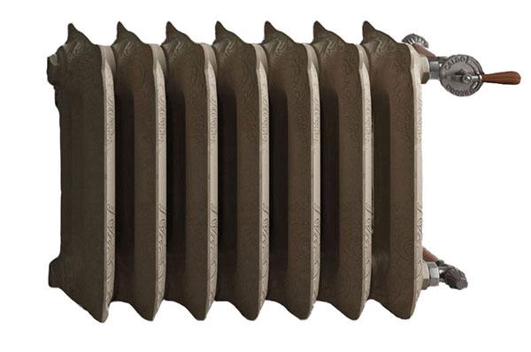 radiateur fonte graff oxford sans pied