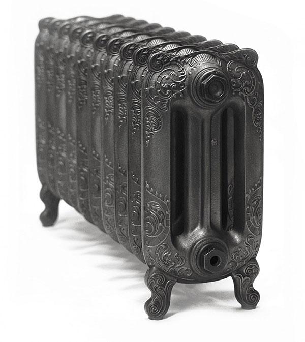 radiateur fonte oxford full burnish