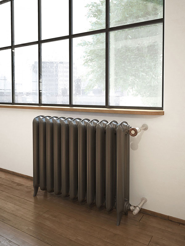 radiateur fonte plain graff