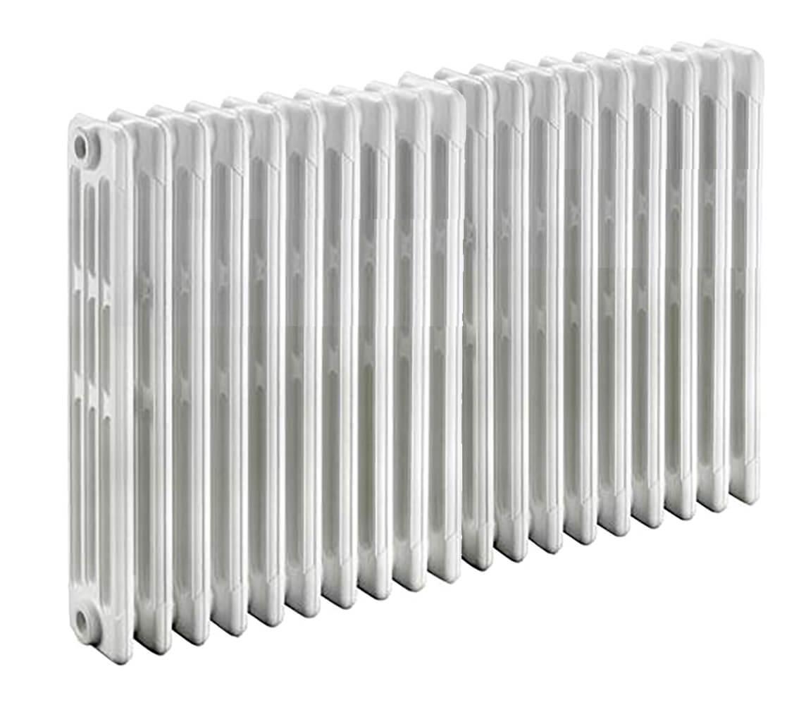 radiateur fonte tubulaire 4 colonnes epaisseur 141mm. Black Bedroom Furniture Sets. Home Design Ideas