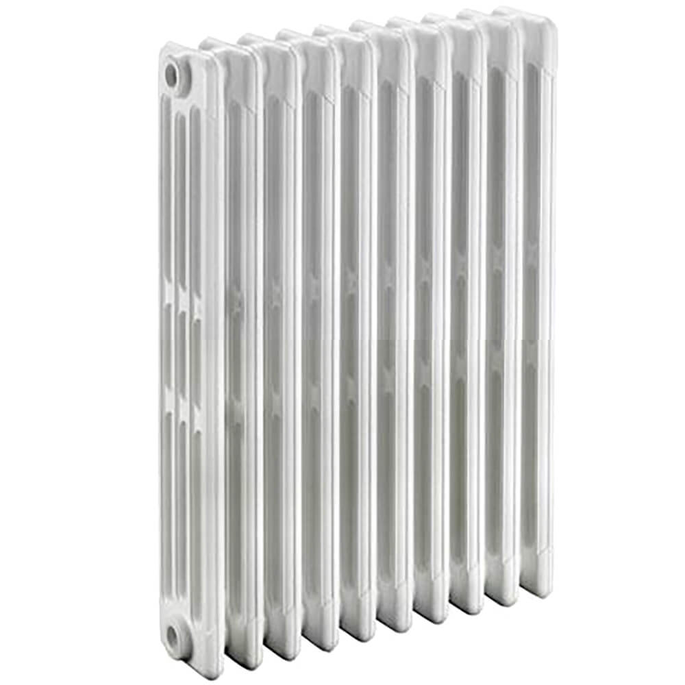 radiateur fonte tubulaire 4 colonnes epaisseur 141mm. Black Bedroom Furniture Sets. Home Design Ideas