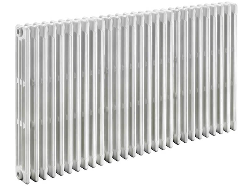 radiateur fonte tubulaire 6 colonnes epaisseur 222mm. Black Bedroom Furniture Sets. Home Design Ideas