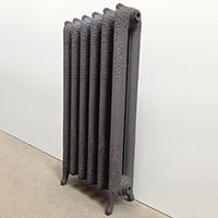 radiateur fonte déco