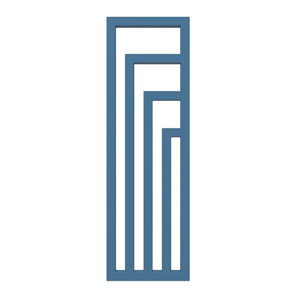 radiatore angus azzuro