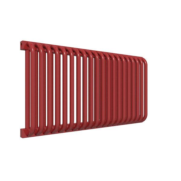 radiatore orizzontale delfinyl ral3002